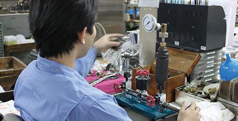 株式会社木幡計器製作所(大正区ものづくり)