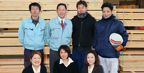紀洋木材株式会社(大正区ものづくり)