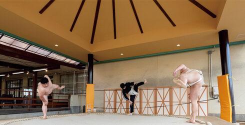 相撲とちゃんこの体験学習